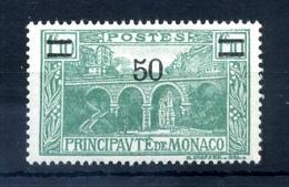 1926-31 MONACO N.107 MNH ** - Nuovi