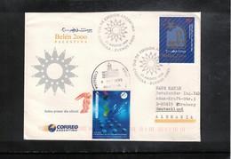 Argentina 1999 Interesting Airmail Letter - Argentina