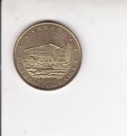 Jeton Médaille Monnaie De Paris MDP Arnaga Cambo Les Bains 1999 - Monnaie De Paris