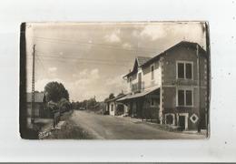 CARTE POSTALE PHOTO NON SITUEE EPICERIE TABACS CAFE DE LA GARE - Cartes Postales