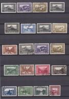 Bosnien Und Herzegowina - 1906/10 - Sammlung - Gest./Ungebr. - Gebraucht