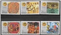 Grecia/Greece/Grèce: Epopea Di Alessandro Il Grande, Epic Story Of Alexander The Great,histoire épique D'Alexandre Le Gr - Histoire