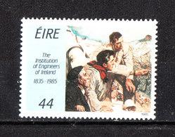 Irlanda - 1985.  Scuola Di Ingegneria Irlandese. Irish Engineering School. MNH - Berufe