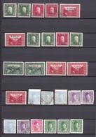 Bosnien Und Herzegowina - 1913/16 - Sammlung - Gest./Ungebr./Postfrisch - Gebraucht