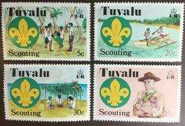 Tuvalu 1977 Scouting MNH - Tuvalu (fr. Elliceinseln)