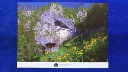 Predjamski Grad Slovenia - Slovénie
