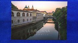 Ljubljana Slovenia - Slovénie