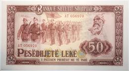 Albanie - 50 Leke - 1964 - PICK 38a - NEUF - Albania