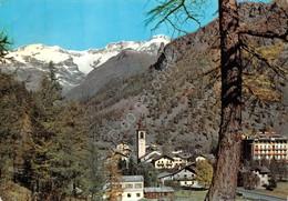 Cartolina Gressoney La Trinitè Panorama E Monte Rosa 1973 - Italy