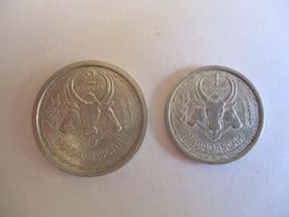 Madagascar: 1 + 2 Francs 1948 - Madagascar