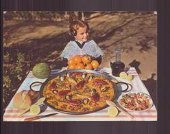 PAELLA VALENCIANA - Recettes (cuisine)