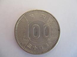 Japan: 100 Yen 1959 - Japon