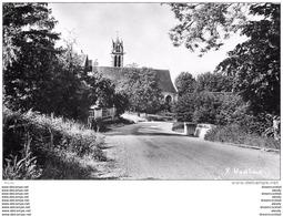 Photo Cpsm Cpm 77 HERICY. Eglise 1959 - Frankrijk