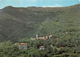 Cartolina Campore Di Maissana Panorama 1974 - La Spezia