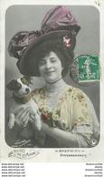 WW SPECTACLE. Dherminy Ambassadeur 1908 Par Boyer - Artistas