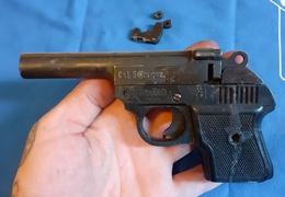 Pistolet Ancien Pour Pièces - Decorative Weapons