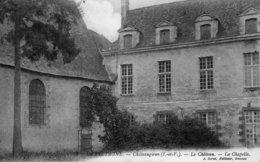 Châteaugiron 35 - Le Château - La Chapelle - Châteaugiron