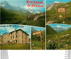 Photo Cpsm Cpm 73 PRALOGNAN LA VANOISE. Péclet Poiset - Pralognan-la-Vanoise