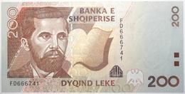 Albanie - 200 Leke - 1996 - PICK 63a - NEUF - Albanie