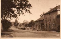 87 - Saint-bonnet Briance - Les Petites Maisons - Ed  Sarre - Andere Gemeenten