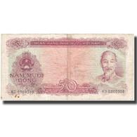 Billet, Viet Nam, 50 D<ox>ng, Undated (1976), KM:84a, TB - Vietnam