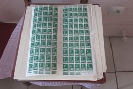 France 1974      Feuille Entière De 100  Exemplaires Avec Coin Daté    N** MNH       CAT YT  N° 1815 - Full Sheets