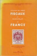 Catalogue Des Timbres Fiscaux Et Sociaux De France De L' ARA-FRANCE, 1982, TB - France