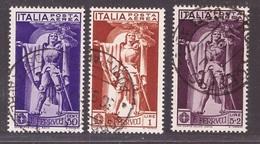 Regno, Serie Posta Aerea Ferrucci Del 1930 Usata (Biondi) -CT26 - Poste Aérienne