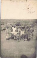 A.O.F. - Pileuses De Couscous - Ansichtskarten