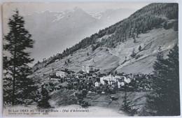St-Luc. Vue Générale - VS Valais