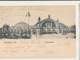 Frankfurt A.m.hauptbahnhof - Frankfurt A. Main