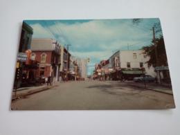 Ancienne Carte Postale (photo) CPSM Québec Canada Sorel Rue Roy Street - Non Classés