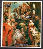 1977 -  ZAIRE -  Mi. Nr.  BL 16 - NH - (AS2302.46) - Zaïre