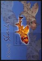 D - [813222]TB//**/Mnh-Ghana - Côte D'or  - Faune Marine, Requin, Poissons - Peces