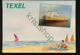 Texel - Veerboot [Z03-5.890 - Pays-Bas