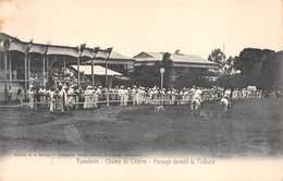 MADAGASCAR - TAMATAVE - Champ De Courses - Passage Devant Les Tribunes. - Horse Show