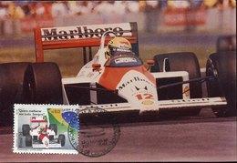 54974 Brasil, Maximum 1994   F1 Pilot  Ayrton Senna - Cars