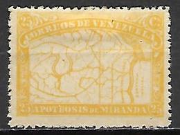VENEZUELA    -   1896.   Y&T N° 56 * - Venezuela