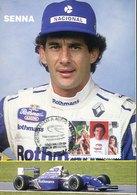 54975 Brasil, Maximum 1994   F1 Pilot  Ayrton Senna - Cars