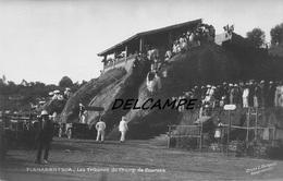 MADAGASCAR - FIANARANTSOA - Les Tribunes Du Champ De Courses. Carte Photo - Horse Show