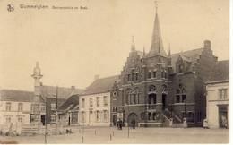 Wommelghem Wommelgem Gemeentehuis En Kaak - Wommelgem