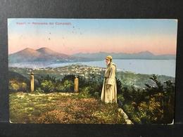 NAPOLI...NEAPEL...NAPLES....Panorama Dai Camaldoli....Ed. Ragozino - Napoli