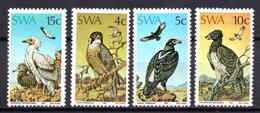 1975 -  S.W.A. -  Mi. Nr.  402/405 - NH - (AS2302.46) - Swaziland (1968-...)