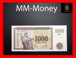 ARMENIA 1.000 1000 Dram 1994 P. 39  UNC - Arménie