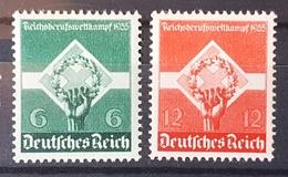 Deutsches Reich Mi.-Nr. 571/2 Postfrisch, MNH - Ongebruikt