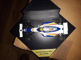 AYRTON SENNA.WILLIAMS RENAULT FW16. - PKW & Vierräder