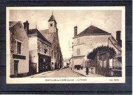 45. Chatillon Sur Loire. Le Temple - Chatillon Sur Loire