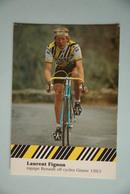CYCLISME: CYCLISTE : LAURENT FIGNON - Cycling