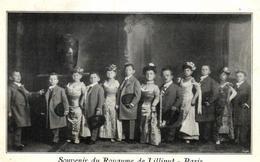 Cirque - Souvenir Du Royaume De Lilliput-Paris - 2028* - Circo