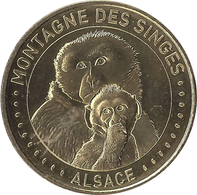 2020 MDP200 - KINTZHEIM - La Montagne Des Singes 13 (Alsace) / MONNAIE DE PARIS - Monnaie De Paris